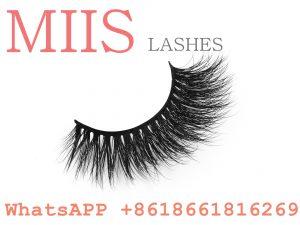 luxury private label silk eyelash