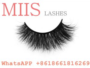 china artificial mink 3d fur eyelash