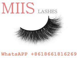private label custom eyelash