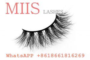 3d mink strip eyelashes