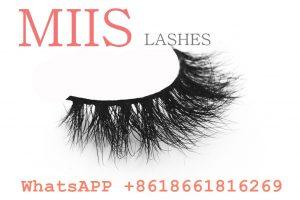 customized packaging eyelashes
