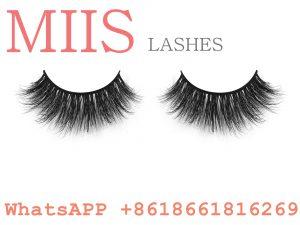 customized fur lashes
