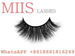 premium private label 3d eyelashes