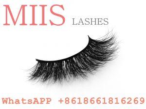 cosmetics 3D mink false lashes